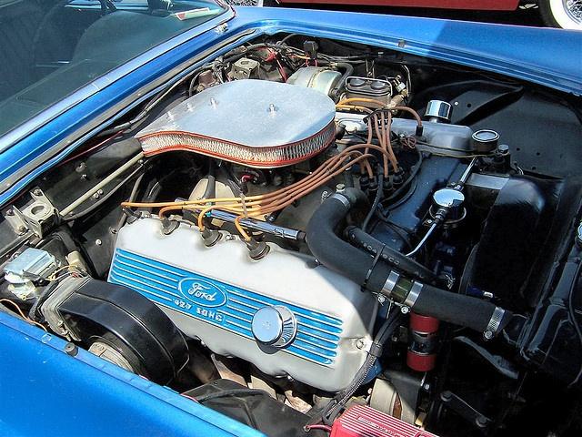 Ford 427 SOHC Thunderbird