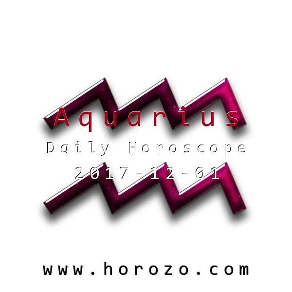 Aquarius Daily horoscope for 2017-12-01: You need to step up the weirdness today: things have been far too normal lately! You may encounter some resistance from folks who prefer the status quo, but that just means you need to go further!. #dailyhoroscopes, #dailyhoroscope, #horoscope, #astrology, #dailyhoroscopeaquarius