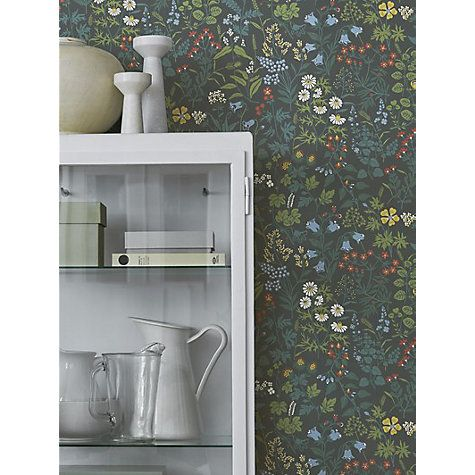 Buy Boråstapeter Flora Wallpaper Online at johnlewis.com