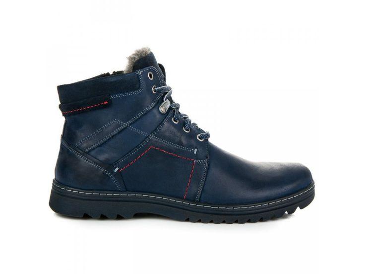Pánske topánky na zimu Rado