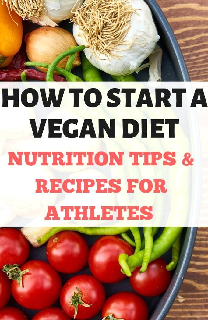 How To Start A Vegan Diet For Athletes Benefits Of A Vegan Diet Nutrition Tips And Vegan Recipe In 2020 Vegan Athlete Meal Plan Vegan Recipes Healthy Vegan Meal Plans