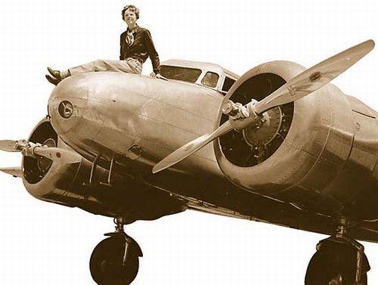 amelia earhart's last plane - Google Search