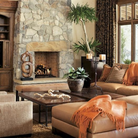 Feng Shui Design Focusing On Placement And Balance Resulting In The Elements Of Harmony This Living Room