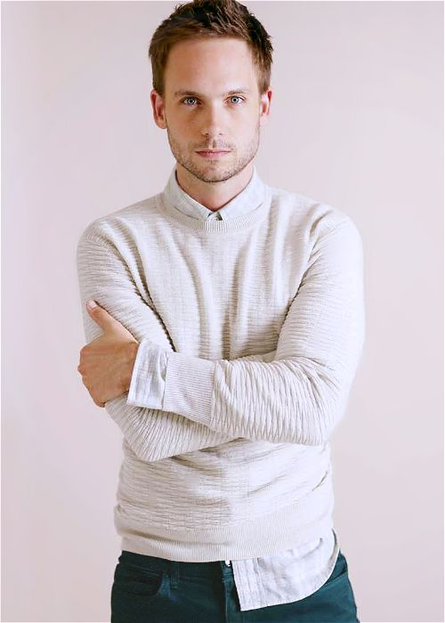 Patrick J. Adams from Suits <3