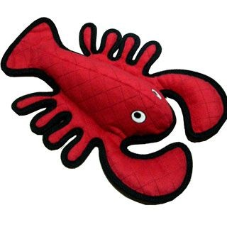 Larry Lobster the Tuffy Dog Toy
