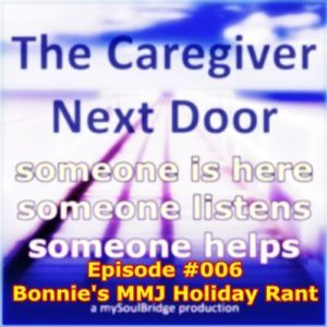 Bonnie's Ohio Medical Marijuana Rant http://mysoulbridge.org/podcast/bonnies-ohio-medical-marijuana-rant/ Healing Extremes #podcast (a cannabis, marijuana, and all things 420 friendly show)