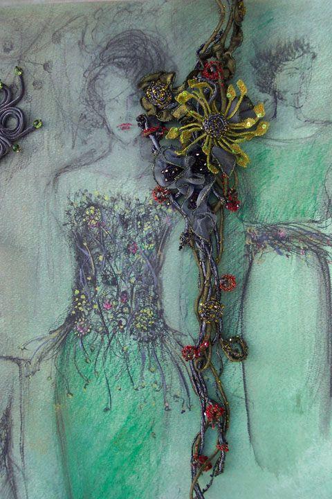 Sue Rangeley - Embroidered Originals