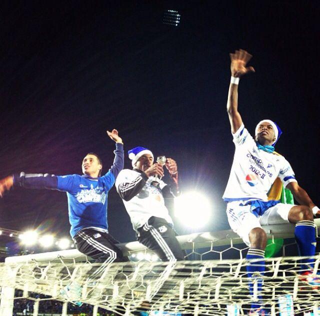 Millonarios F.C Campeón!