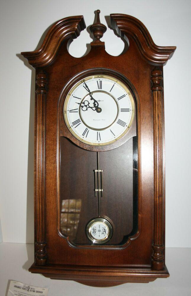 Howard Miller Danwood Westminster Chime Wall Clock Model 612 697 Howardmiller In 2020 Howard Miller Wall Clock Clock Wall Clock