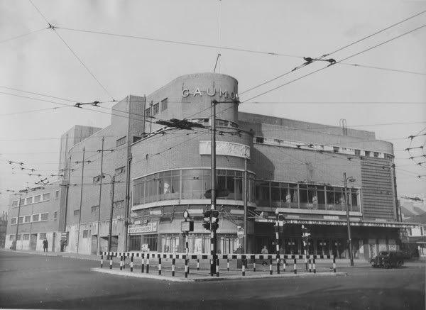 London in 1950
