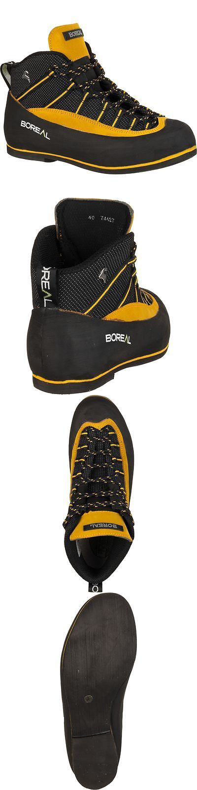 Men 158978: Boreal Big Wall Climbing Shoe BUY IT NOW ONLY: $184.95