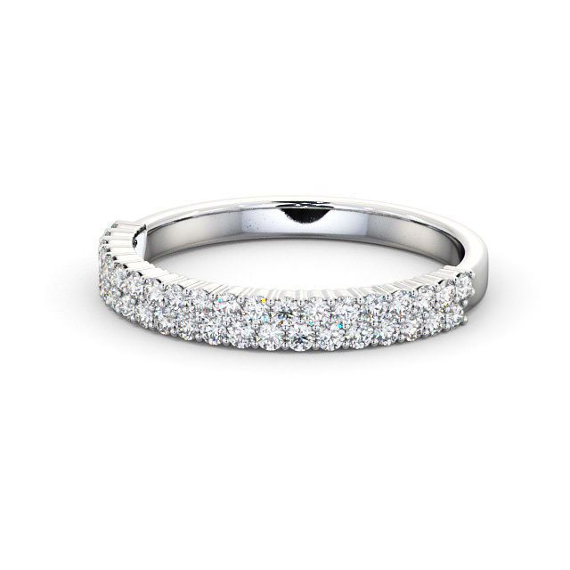 Round Diamond Double Row Pave Set Half Eternity Wedding Ring in 18k White Gold #Charujewels #Eternity #Wedding 0.15Ct Petite Twisted Vine Round Diamond Half Eternity Ring 14k White Gold #CharuJewels #Eternity #Wedding IGI Certificate 0.35Carat Round Bar Setting Eternity Diamond Band 14k White Gold #Charujewels #Eternity #Wedding #Diamond #Diamondbands #valentinesday #Solitaire #White #valentinesdayri #Rose #Ring #Ebay #18 #karat #14 #valentinesdayring #Travel #Pin #Interest #diamondjewellery