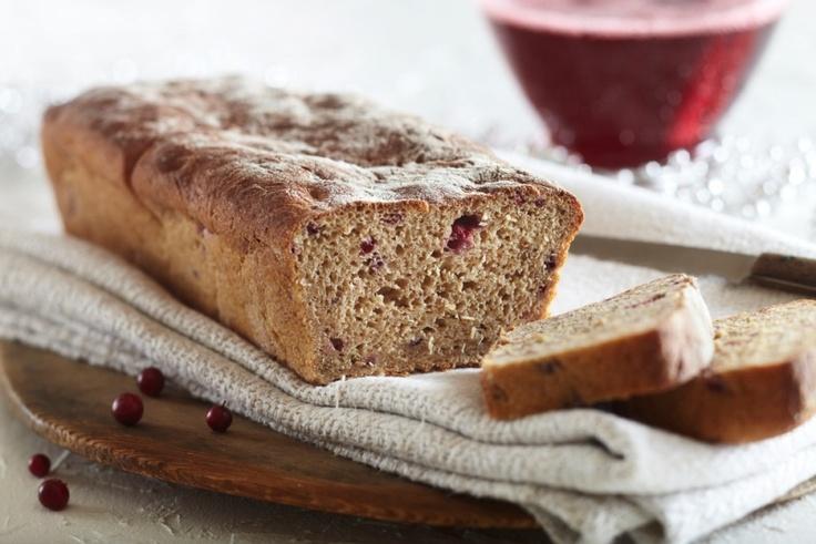 Puolukkavuokaleipä | K-ruoka #joulu