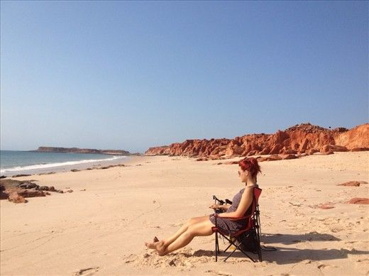 Western Beach, Kooljaman at Cape Leveque - Kooljaman at Cape Leveque - Australia - WorldNomads.com