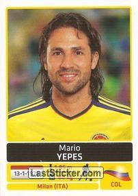 Mario Yepes (Colombia)