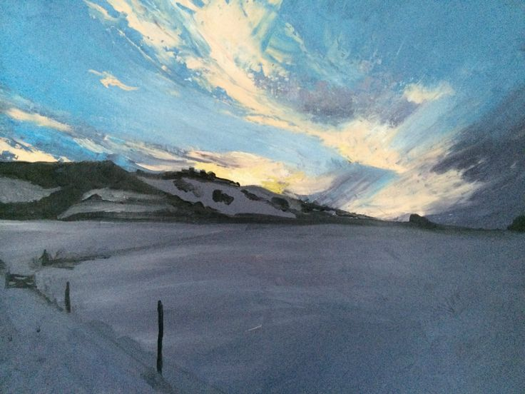 Winter Downs - Gayle Fernau