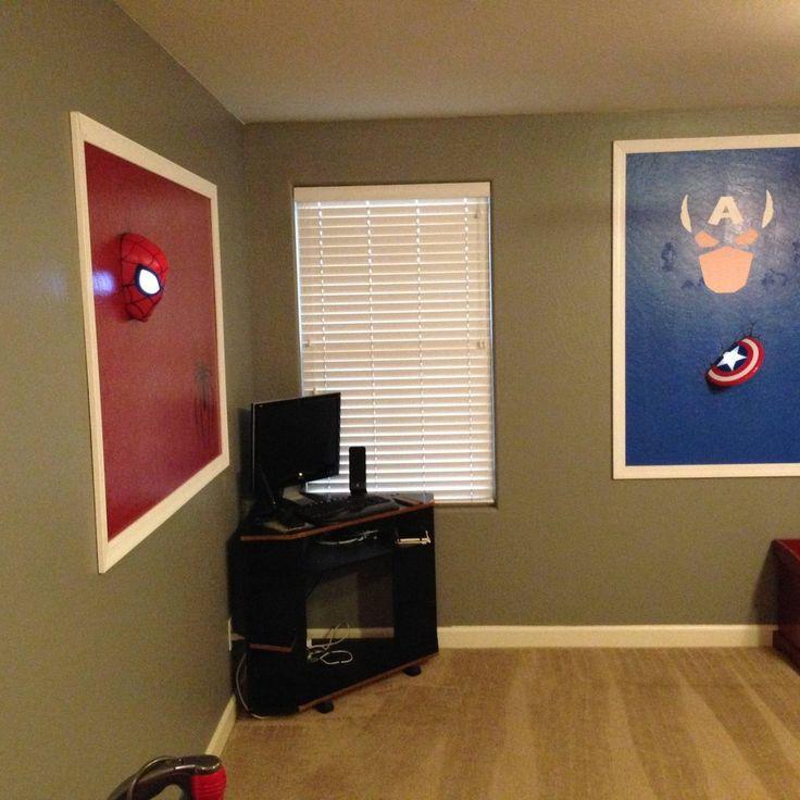 Marvel avengers night lights imgur my dream home pinterest marvel avengers night lights - Avenger nightlights ...