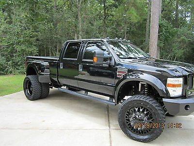 ford f 450 custom trucks custom lifted ford f 450 4x4 lariat dually repinned by www. Black Bedroom Furniture Sets. Home Design Ideas