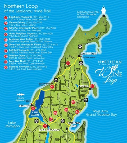 Women And Wine Tour In Traverse City