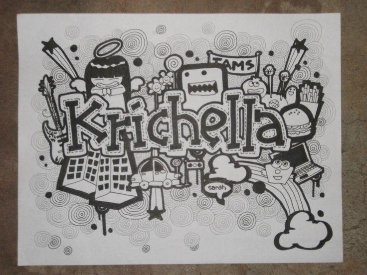 best 25 doodle name ideas on pinterest doodle art