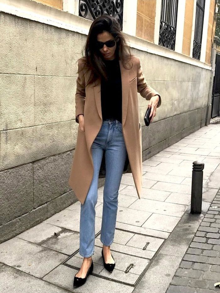 This Street Style Star Shows Us How to Wear Pointed-Toe Shoes via @WhoWhatWear
