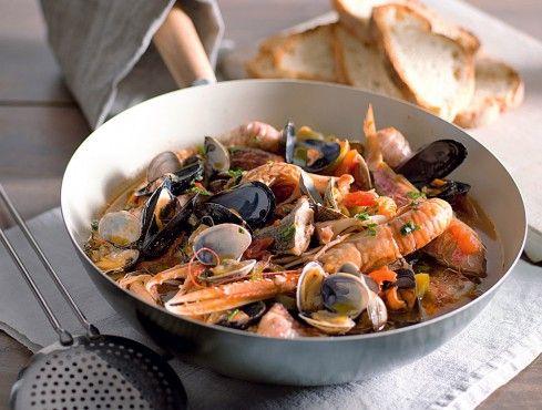 10 primi piatti con il pesce - Sale&Pepe