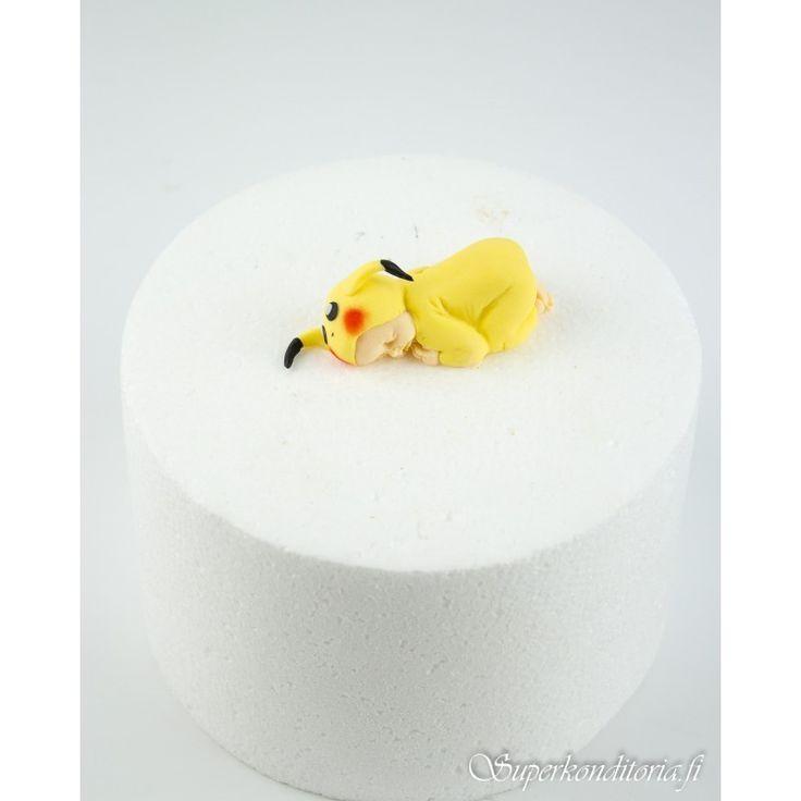 Pikachu-vauva www.superkonditoria.fi