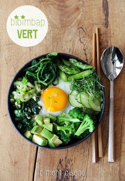 Bibimbap, le plat coréen qui nous veut du bien