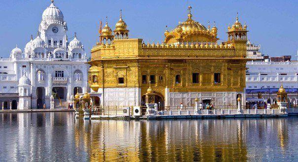 Индия, Золотой храм сикхов
