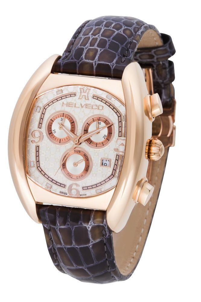 Helveco Ticino Wristwatch via Helveco Italy. Click on the image to see more!