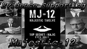 Evidence Supporting Majestic-12