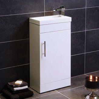 Best 10+ Cloakroom vanity unit ideas on Pinterest   Small vanity ...