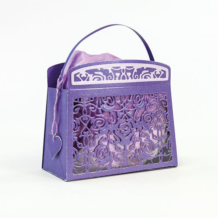 Kensington Hand Bag - Gift Box Die Set