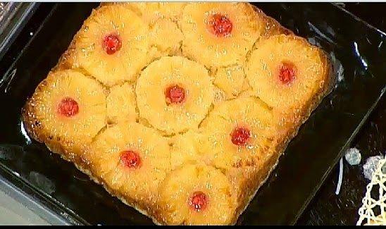 Torta di ananas rovesciata - Ricetta golosa ed economica di Anna Moroni