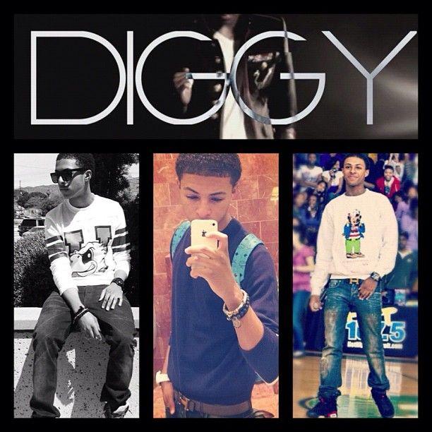 Diggy simmons 2013 pictures | Diggy Simmons - Diggy Simmons Photo (30609228) - Fanpop fanclubs