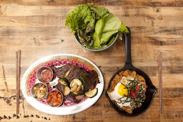 The best late night Korean restaurants in Toronto