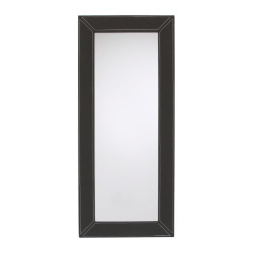 jondal mirror ikea can be hung horizontally or vertically