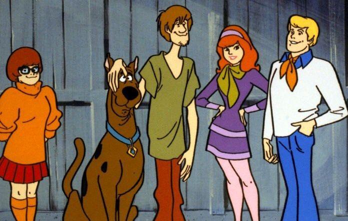 Quem Assistia O Desenho Do Scooby Doo Pra Mim Um Dos Melhores