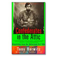 Stories of the modern day Confederates.Worth Reading, Book Worth, Wars Correspondence, Unfinished Civil, Book Jackets, Attic, Confederate, The Civil Wars, Tony Horwitz
