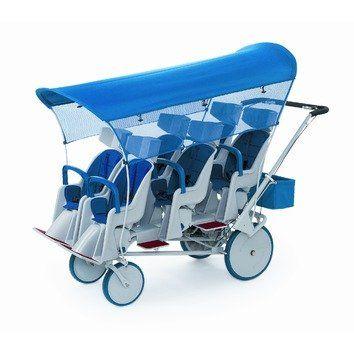 Sextuplet Strollers