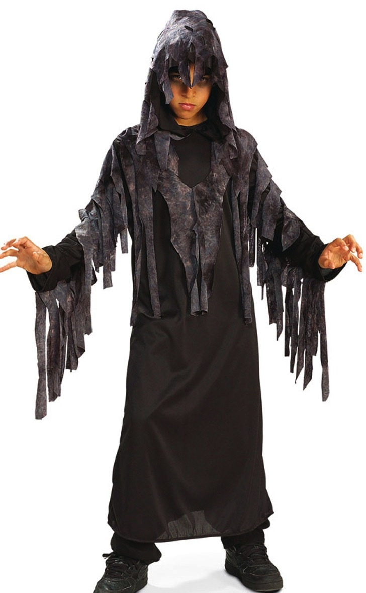 Halloween: Costumi Fai-da-te per Bambini