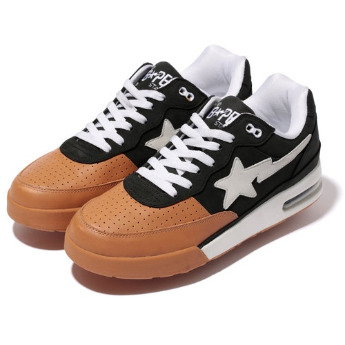 pretty nice f4ec8 518d8 BAPE ® leather x nubuck roadsta ...