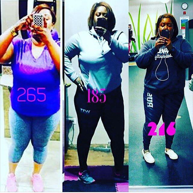 onefitnessnationI am currently on my weight loss journey !!!! I was almost three hundred got down to 185 opened a fitness center climbed back up in my weight now I'm working towards an out of sight transformation in 2016!!! Melody Adeniyi owner of iron diva physique women fitness studio empowering women to love theirs selves and be the best version of who they are  So make sure to follow @irondivaphysique  And tag all your friends  #training #ukbff #instafitness #instafit #pumped #shredded…