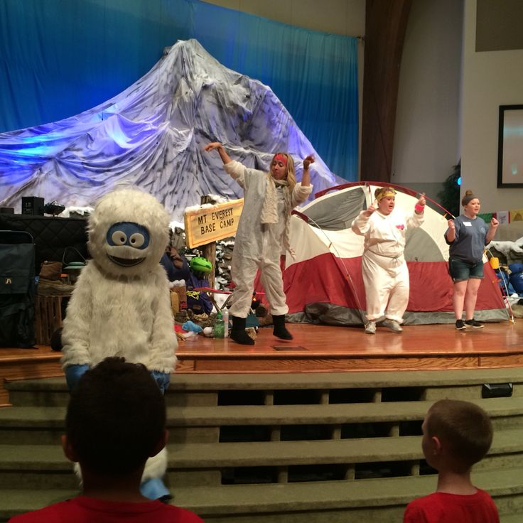 54 best images about everest vbs on Pinterest | Everest ...