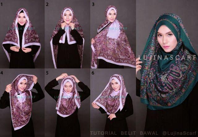 Tutoriels de Hijab3
