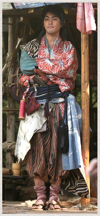 PICK UP「注目!龍雲丸一党の衣装」 特集 NHK大河ドラマ『おんな城主 直虎』