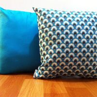 Cushion Cover / Sarung Bantal |OCEAN TIDES|