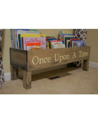 Nursery Book Shelf Baby Storage Bin Kids Bookcase Toy Stuffed Animal Room 320 400