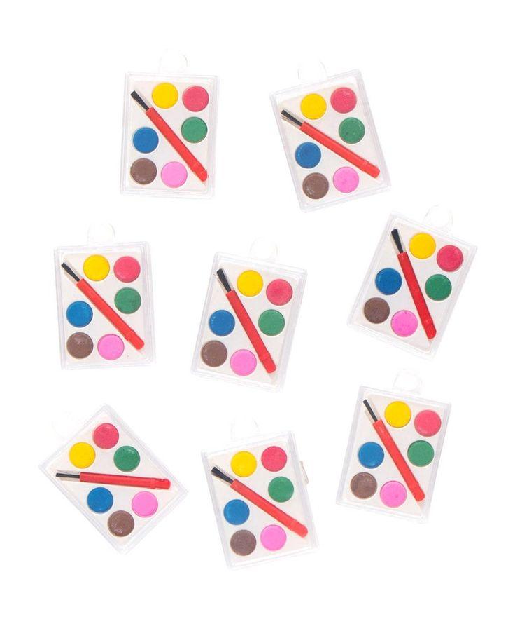 Favors Mini Paint Set