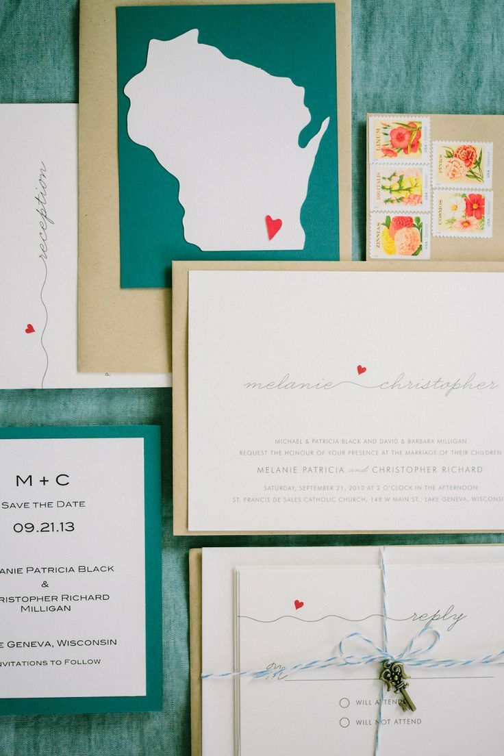 #wedding #invitations {Carly McCray Photography} #invites